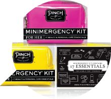 Beardwood&Co. gives modern emergency kits a makeover