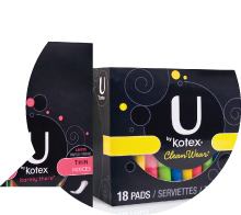 CBX creates a revolution in the feminine care products category with U by Kotex