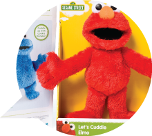 Sesame Street licensed products get a global refresh from Parham Santana